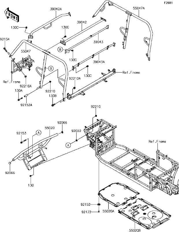 Kawasaki Pro Fxt Wiring Diagram