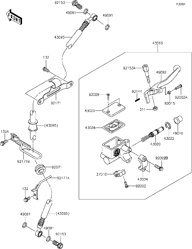 Kawasaki Klr650 Engine Diagram Com