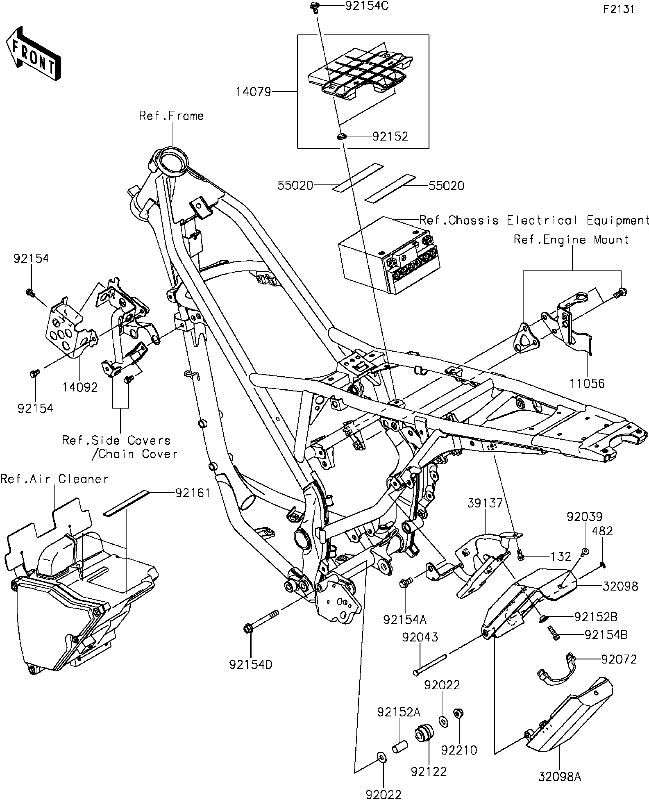 Wiring Diagram Receiver Wiring Diagram Kawasaki Klr 650 Wiring
